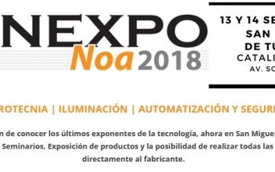 CONEXPO NOA 2018