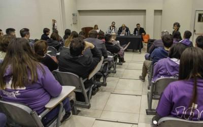 Cátedra Libre de Reforma Universitaria - Foto Miguel Armoa