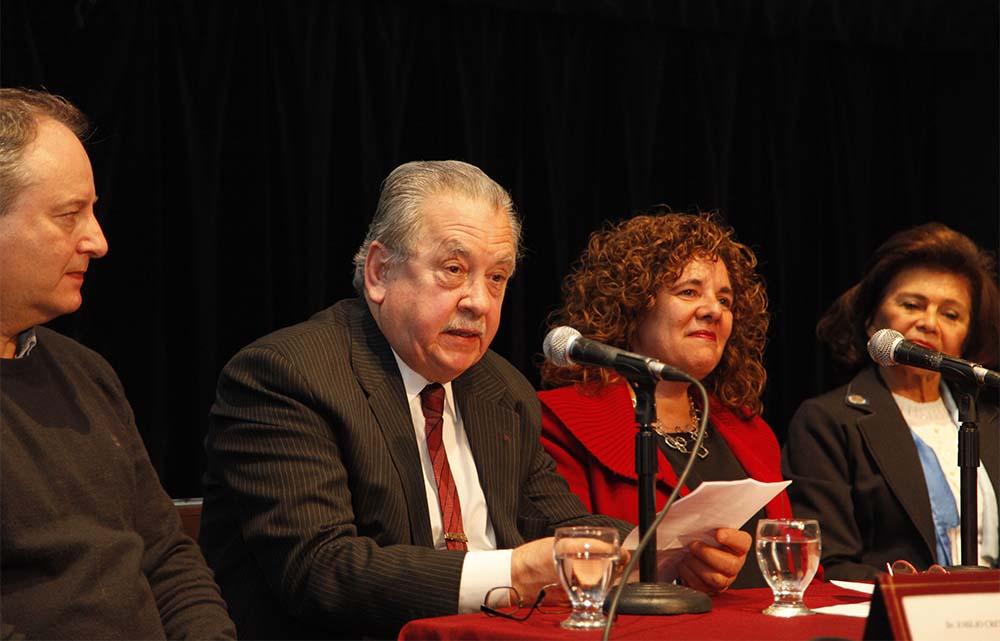 PRESENTACION DEL LIBRO TUCUMAN SERA JUSTICIA DE GABRIEL CASAS 1 - FOTOGRAFIA JOSE SALDIAS