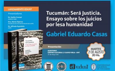 Tucumán será justicia