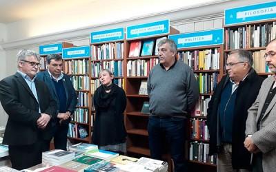 reapertura librería universitaria foto cin