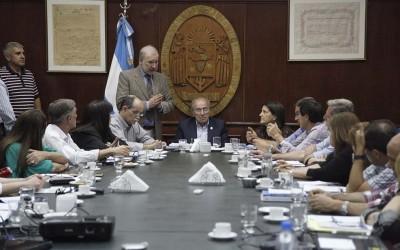 Director de Asuntos Jurídicos explica el tema de la ocupación