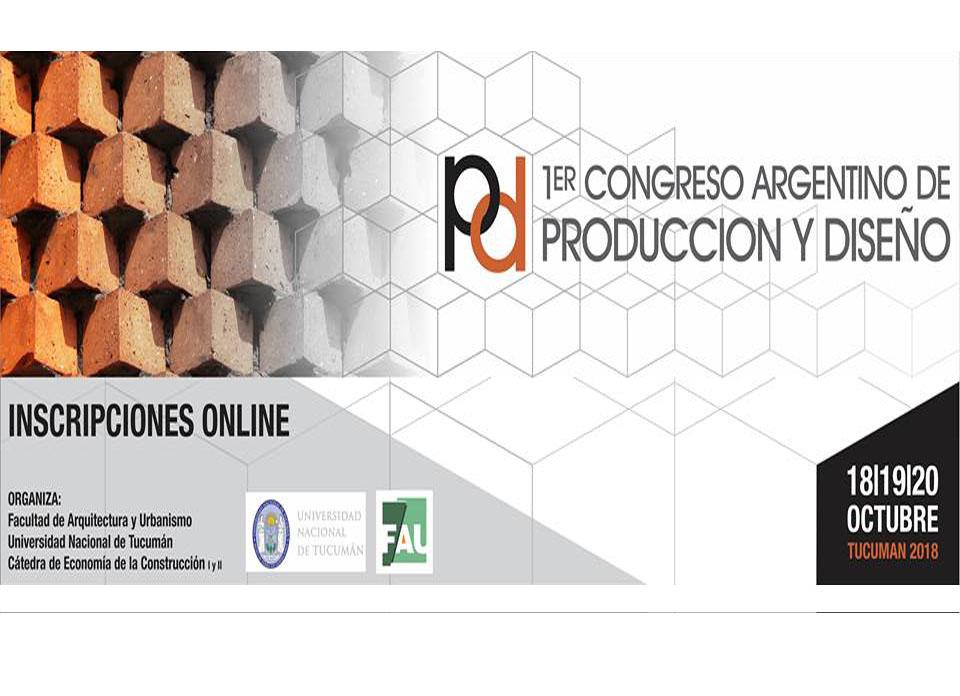 CONGRESO DE PRODUCCION Y DISEÑO