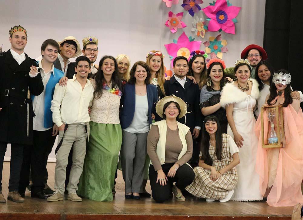 Aniversario Departamento de Inglés -Fotografías Filosofía y Letras (2)