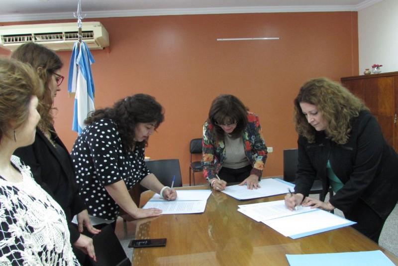 foto secretaría de ddhh de la provincia
