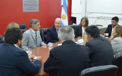 reunion con embajador