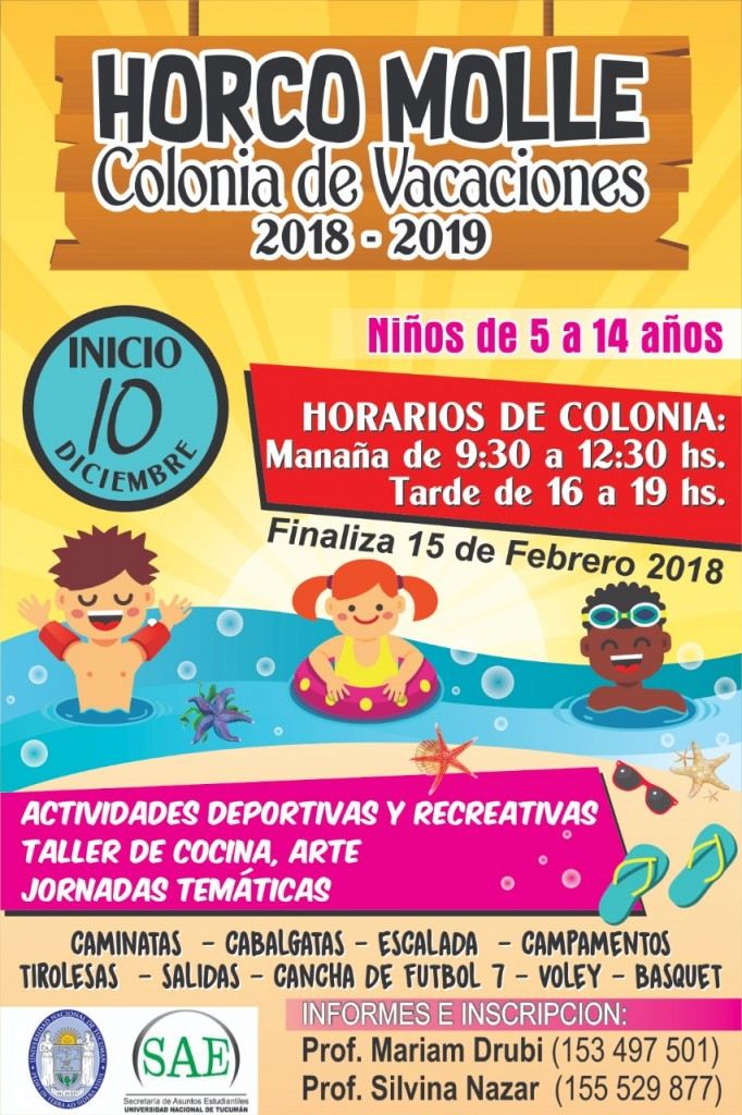 colonia horco molle