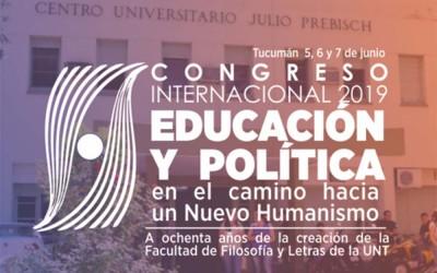 congreso de educación y política