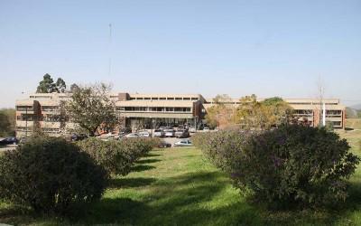 escuela de agricultura fachada