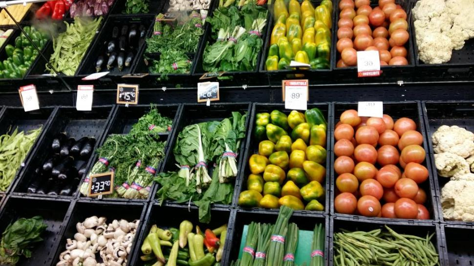 verduras INTA