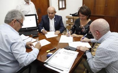 Rubèn Taboada es el presidente de la Junta Electoral