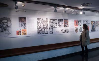 Apertura Mes de la Memoria - Foto Secretaría de Extensión Universitaria