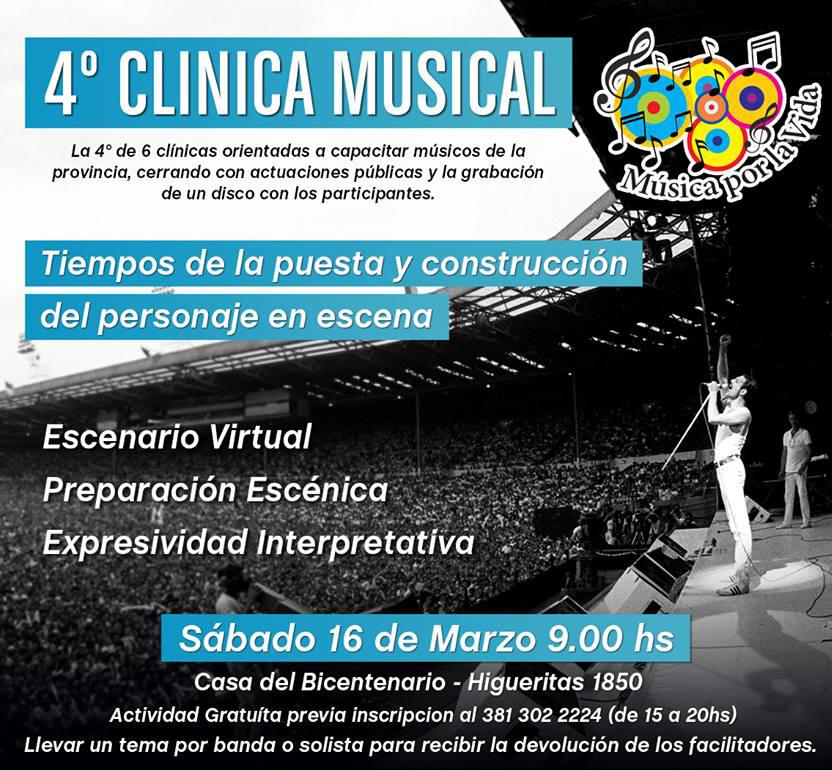 clinica musical